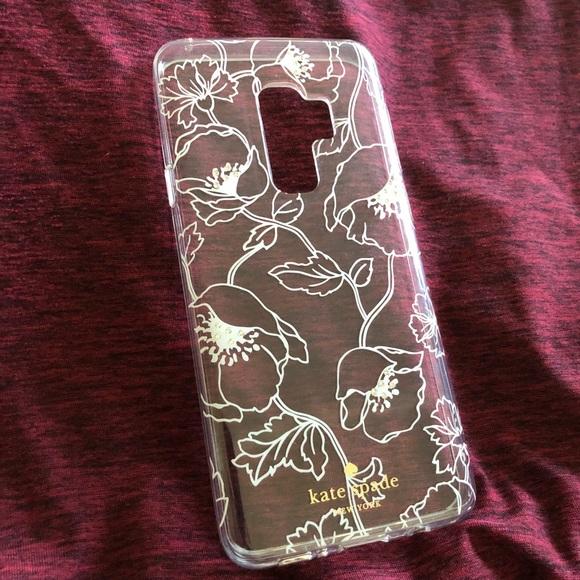 san francisco 80440 0141e Kate Spade Samsung Galaxy S9 Plus Case